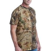 ™ Realtree ® Explorer 100% Cotton T Shirt with Pocket