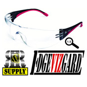 1700 BIFOCAL READER CLEAR SAFETY GLASSES